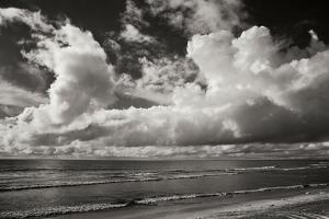 Clouds at the Beach by Lee Peterson
