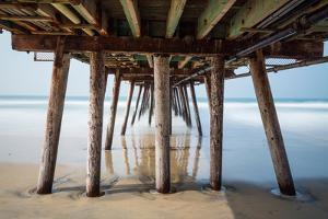 Imperial Beach Pier by Lee Peterson