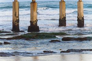 Ocean Beach Pier II by Lee Peterson