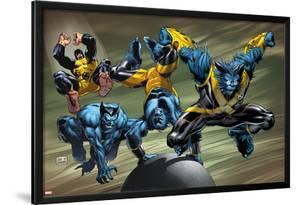 X-Men Evolutions No.1: Beast by Lee Weeks