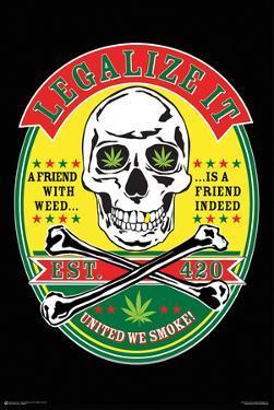 Legalize It, United We Smoke