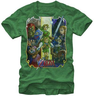 Legend Of Zelda- Ocarina Troupe