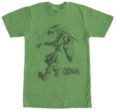 Legend Of Zelda- Primed Link