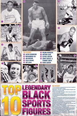 Legendary Black Sports Figures