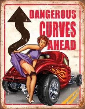 Legends - Dangerous Curves