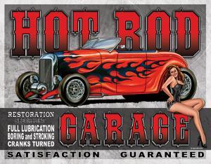 Legends - Hot Rod Garage