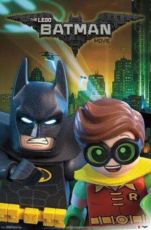 Lego Batman- Batman And Robin