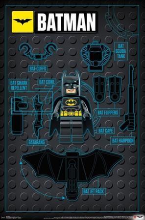 Lego Batman- Graphic