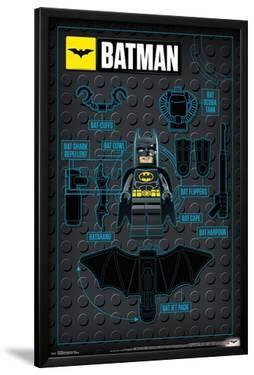 Lego Batman- Graphic