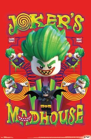 Lego Batman- Madhouse