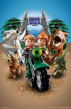 LEGO JURASSIC WORLD - GROUP