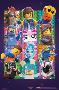 Lego Movie 2 - Grid