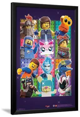LEGO MOVIE 2 - GRID