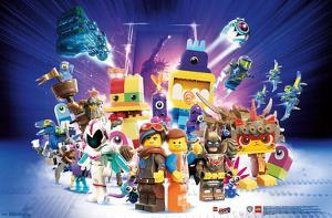 Lego Movie 2 - Group