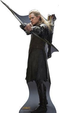 Legolas - The Hobbit The Desolation of Smaug Movie Lifesize Cardboard Cutout