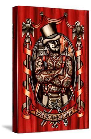 Jack The Knife by Leighderhosen