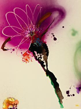 Floral Mist I by Leila