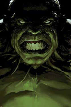 Avengers #16 Cover: Hulk by Leinil Francis Yu