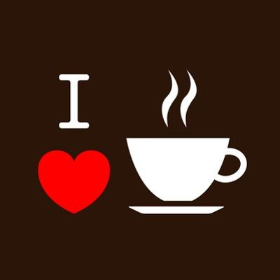 I Love Coffee by lekkyjustdoit
