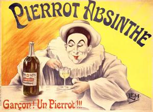 Pierrot Absinthe by LEM