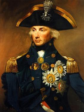 Rear Admiral Sir Horatio Nelson, 1798-1799 by Lemuel Francis Abbott