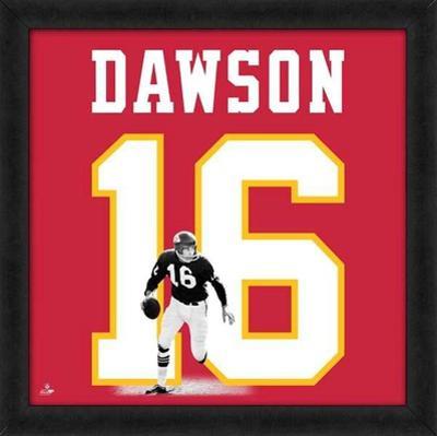 Len Dawson, Chiefs representation of the player's jersey