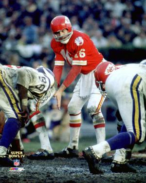 Len Dawson Super Bowl IV