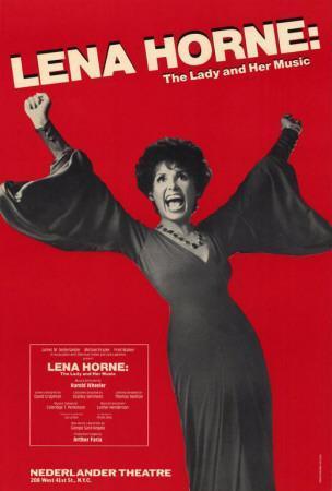 """Lena Horne Poster 16/""""x24/"""""""