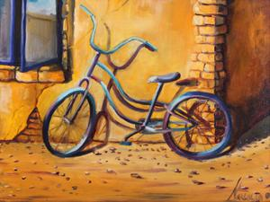 Bicycle 1 by Lena Navarro