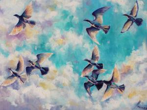 Birds 1 by Lena Navarro