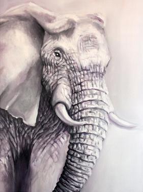 Elephant Trail 1 by Lena Navarro