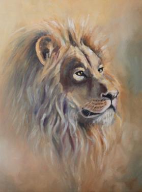 Lion 1 by Lena Navarro