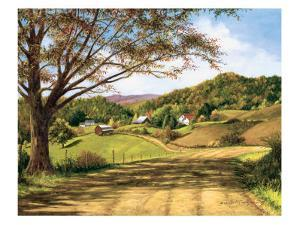 Country Roads by Lene Alston Casey