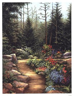 Rock Garden by Lene Alston Casey