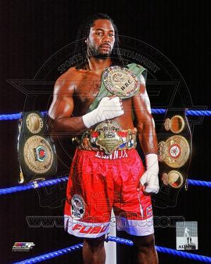 Lennox Lewis Photo