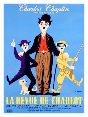 La Revue de Charlot by Leo Kouper