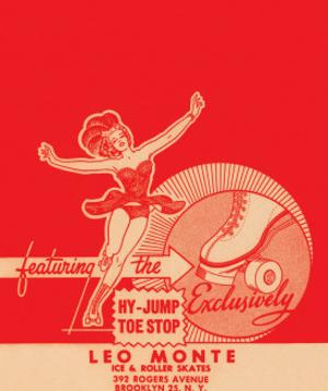 Leo Monte Ice & Roller Skates