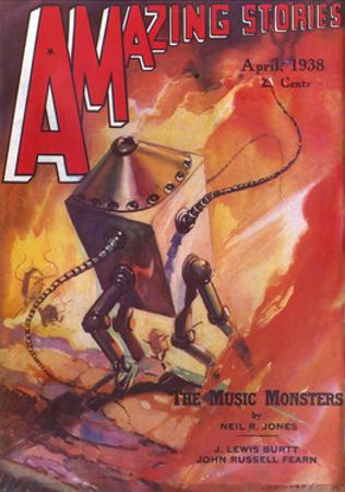 The Music Monsters by Leo Morey