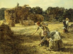 The Gleaners by Léon Augustin L'hermitte