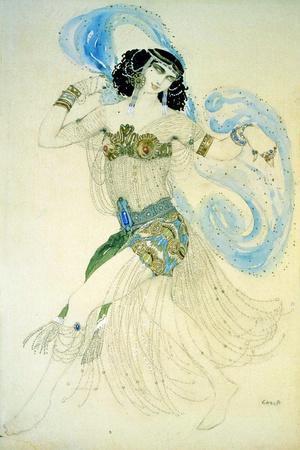 Dance of the Seven Veils, 1908