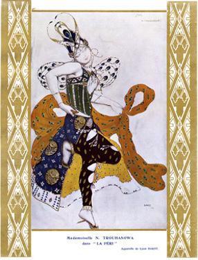 La Peri, Ballet Russes by Leon Bakst