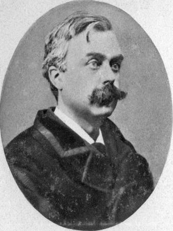 Leon Bloy, French Novelist, Essayist and Poet, 1895