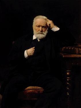 Victor Hugo by Leon Bonnat