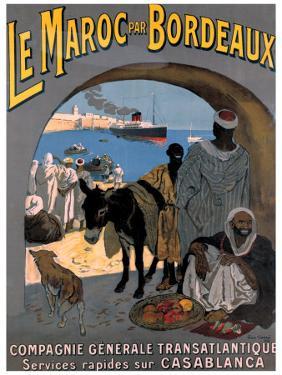 Le Maroc by Leon Carre