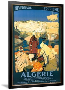 Algerie by Leon Cauvy