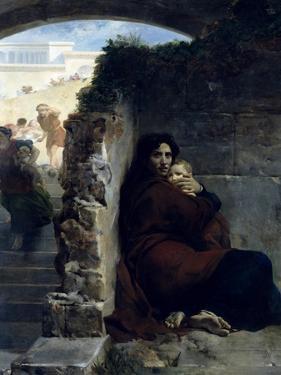 Scene of the Massacre of the Innocents, 1824 by Leon Cogniet