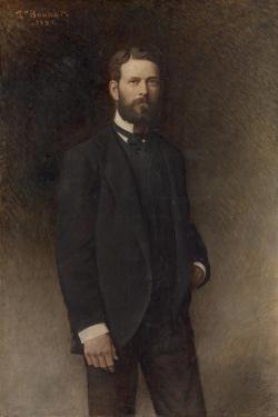 Portrait of Henry Field, 1896 by Leon Joseph Florentin Bonnat