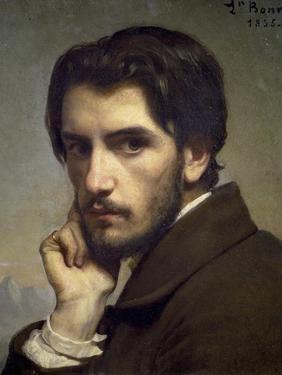 Self Portrait, c.1855 by Leon Joseph Florentin Bonnat