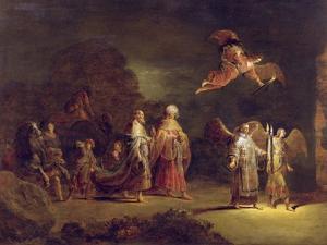 The Magi Going to Bethlehem by Leonard Bramer