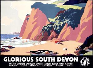 Glorious South Devon by Leonard Cusden
